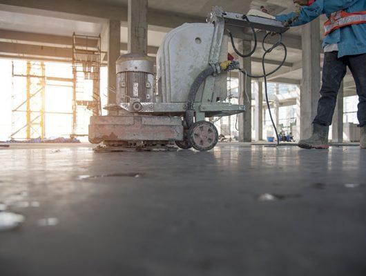 polished concrete floors san francisco